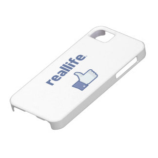 Real Life iPhone 5 Cover