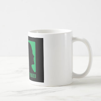 Real Life Is Overated Coffee Mug