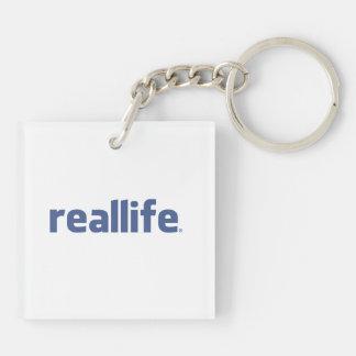 Real Life Keychain