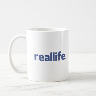 Real Life Mug