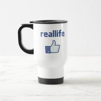 Real Life Coffee Mugs