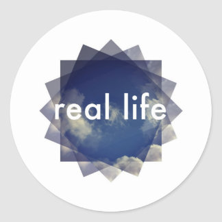 Real Life Objects Stickers