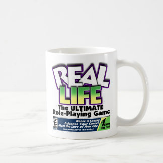 Real Life RPG Coffee Mug