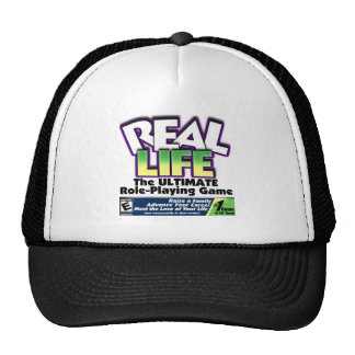 Real Life RPG Trucker Hat