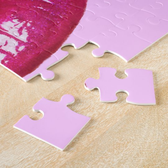 Real lips Puzzle(2) sizes Jigsaw Puzzle
