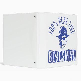 Real Live Bluesman Binder