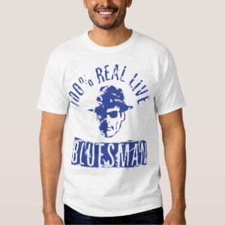 Real Live Bluesman Distressed Tee