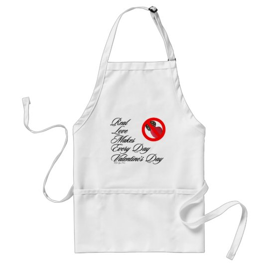 Real Love 1 Adult Apron