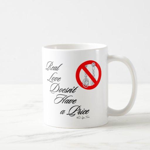 Real Love 3 Classic White Coffee Mug