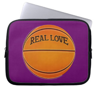 Real Love Laptop Sleeve