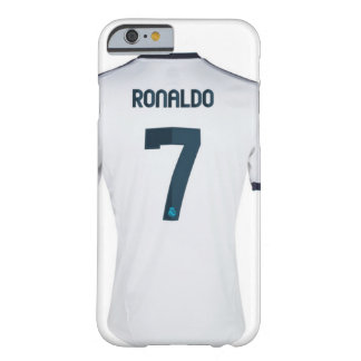 Real madrid cr7 barely there iPhone 6 case