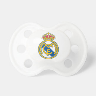 Real Madrid Pacifier BooginHead Pacifier