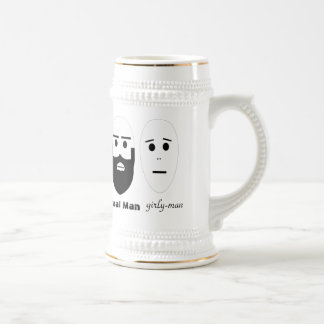Real Man Coffee Mug