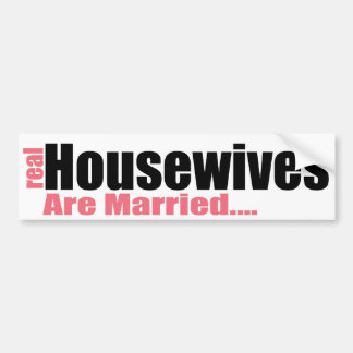 Real married housewives sticker