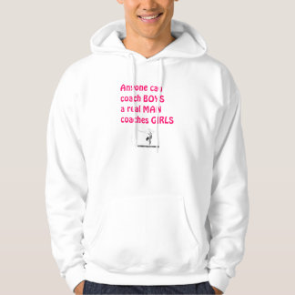 Real Men Coach Girls-Gymnastics Pullover