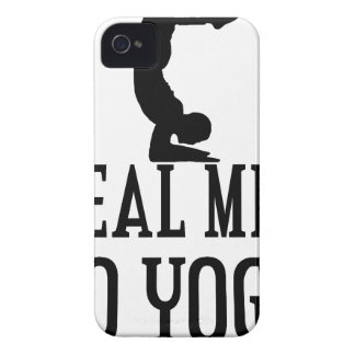 Real Men Do Yoga Case-Mate iPhone 4 Case