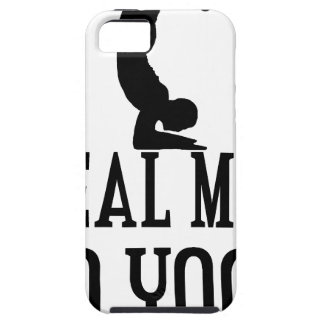 Real Men Do Yoga iPhone SE/5/5s Case