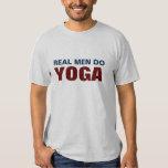 Real Men Do Yoga Shirt