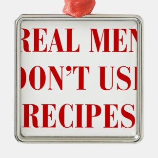 real-men-dont-use-recipes-bod-burg.png metal ornament
