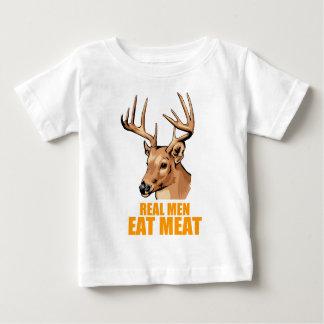 Real Men Eat Meat Baby T-Shirt