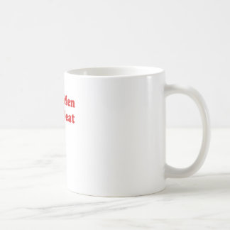 Real Men Eat Meat Coffee Mug