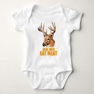 Real Men Eat Meat Tshirt