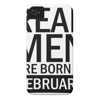 Real Men February iPhone 4 Cover