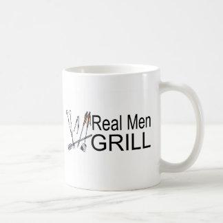 Real Men Grill Coffee Mug