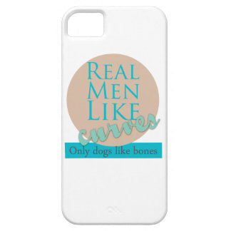 Real Men Like Curves iPhone 5 Cover