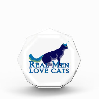 Real Men Love Cats Award