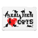 Real men love cats, cats have 9 lives case for the iPad mini