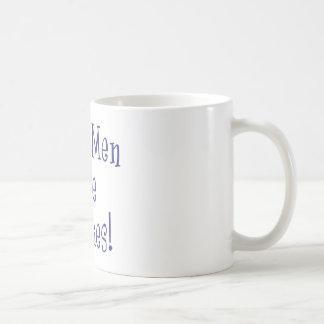 Real-Men-Love-Faeries Coffee Mugs