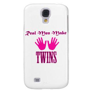 Real Men Make Twins (Girl/Girl) Samsung Galaxy S4 Covers