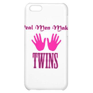 Real Men Make Twins (Girl/Girl) iPhone 5C Case