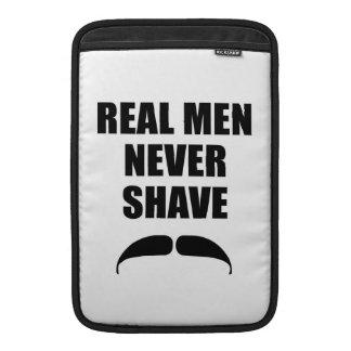 Real Men Never Shave MacBook Sleeve
