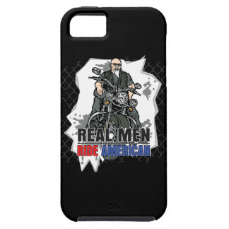 Real Men Ride American Bikes iPhone4 Case iPhone 5 Covers