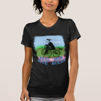 Real Men Ride Bikes Products Tees
