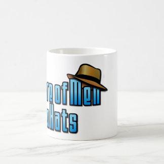 Real Men Wear Hats Classic White Coffee Mug