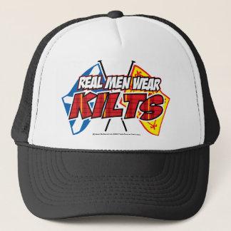 Real Men Wear Kilts 2 Trucker Hat