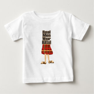 Real Men Wear Kilts T Shirt