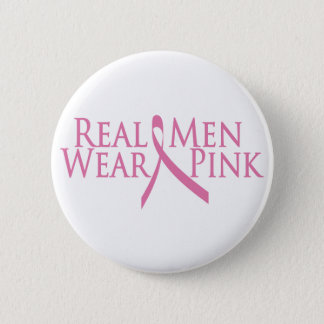 real men wear pink 2009 button