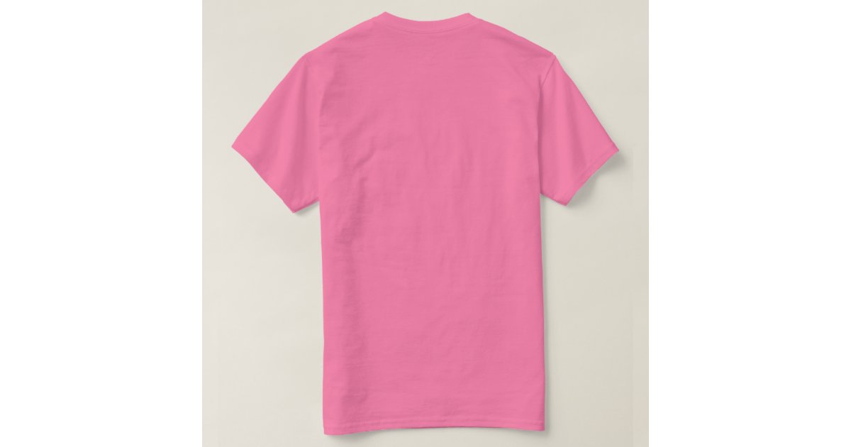 Real Men Wear Pink Mens Basic Pink T-shirt | Zazzle