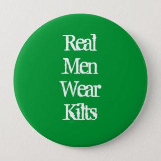 Real MenWear Kilts Pinback Button
