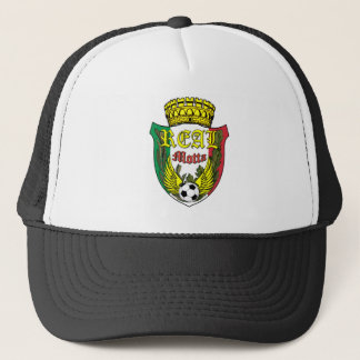 Real Motta Logo Trucker Hat