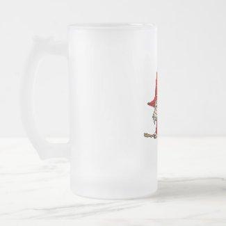 Real Mrs Claus mug
