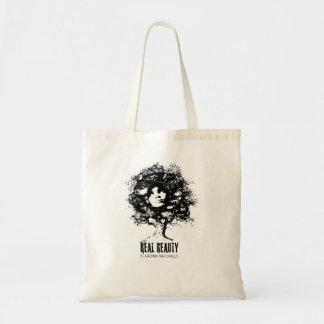 Real Natural Beauty Tote Bag