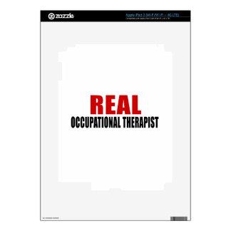 REAL OCCUPATIONAL THERAPIST iPad 3 SKIN