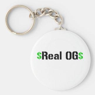 Real OG Keychain