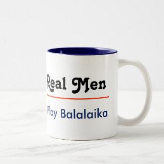 Real one Play balalaika Coffee Mug