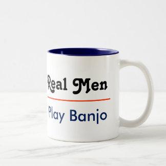 Real one Play banjo Mugs